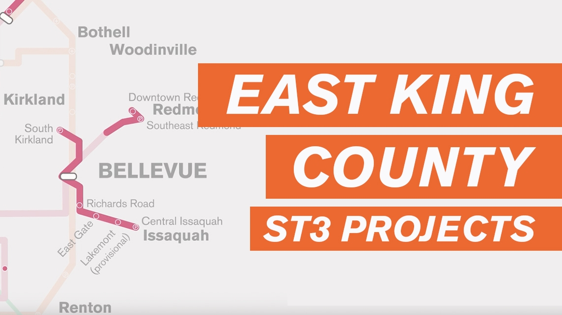 ST3 East King County overview
