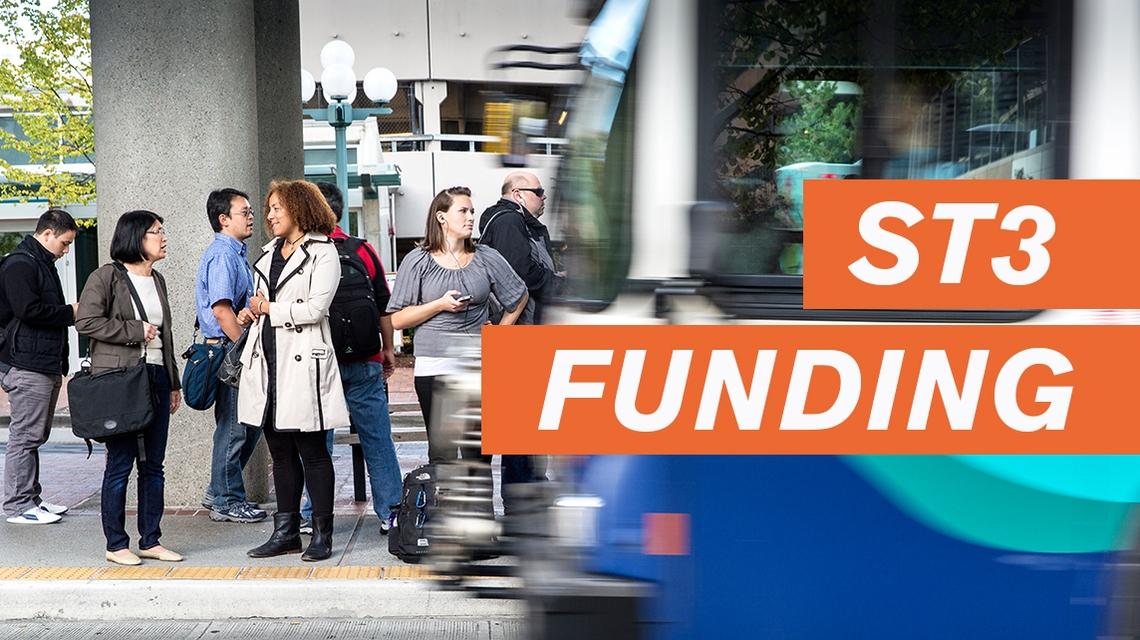 ST3 Funding