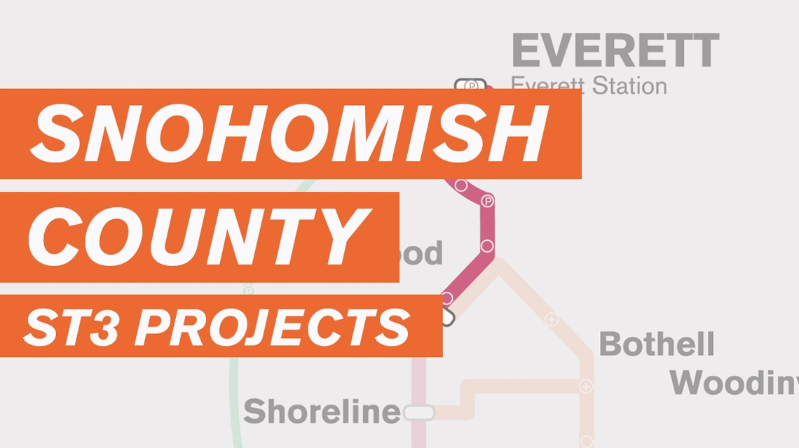 ST3 Snohomish County overview
