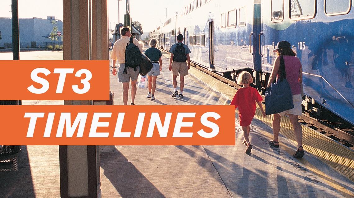 ST3 Timelines